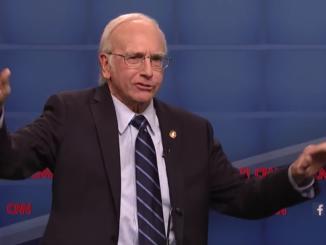 The Bernie Sanders-Larry David Ticket