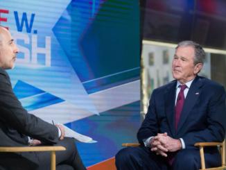 Verbatim: George W. Bush on Political Power and Media Accountability